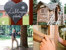Hier sehen Sie eine Auswahl unserer Holzprodukte