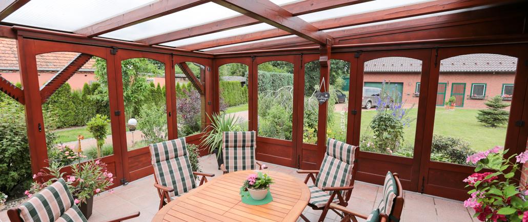 Terrassen, Überdachungen und viele andere individuelle Anfertigungen aus Echtholz
